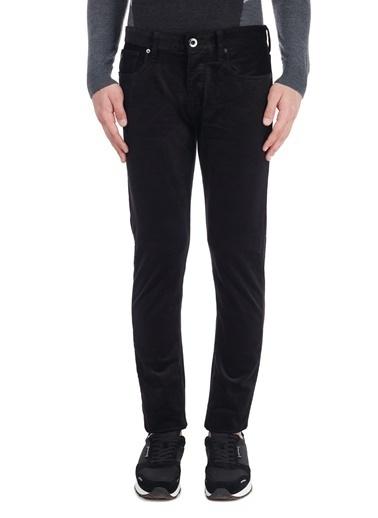 Emporio Armani  Slim Fit Pamuklu J75 Jeans Erkek Kot Pantolon 6H1J75 1Nrdz 0920 Lacivert